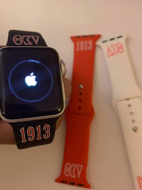 Silicone DST iWatch Compaitble Band