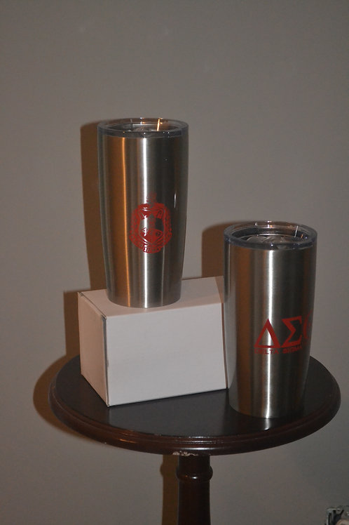 Double-sided 20 oz Vacuum Insulated Tumbler