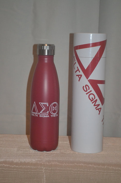 DST 17 oz Vacuum Insulated Cola Bottle