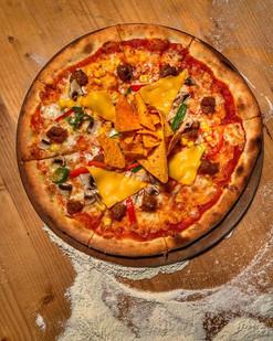 Yeni Tex- Mex Pizza 🍕_Acılı sriracha il
