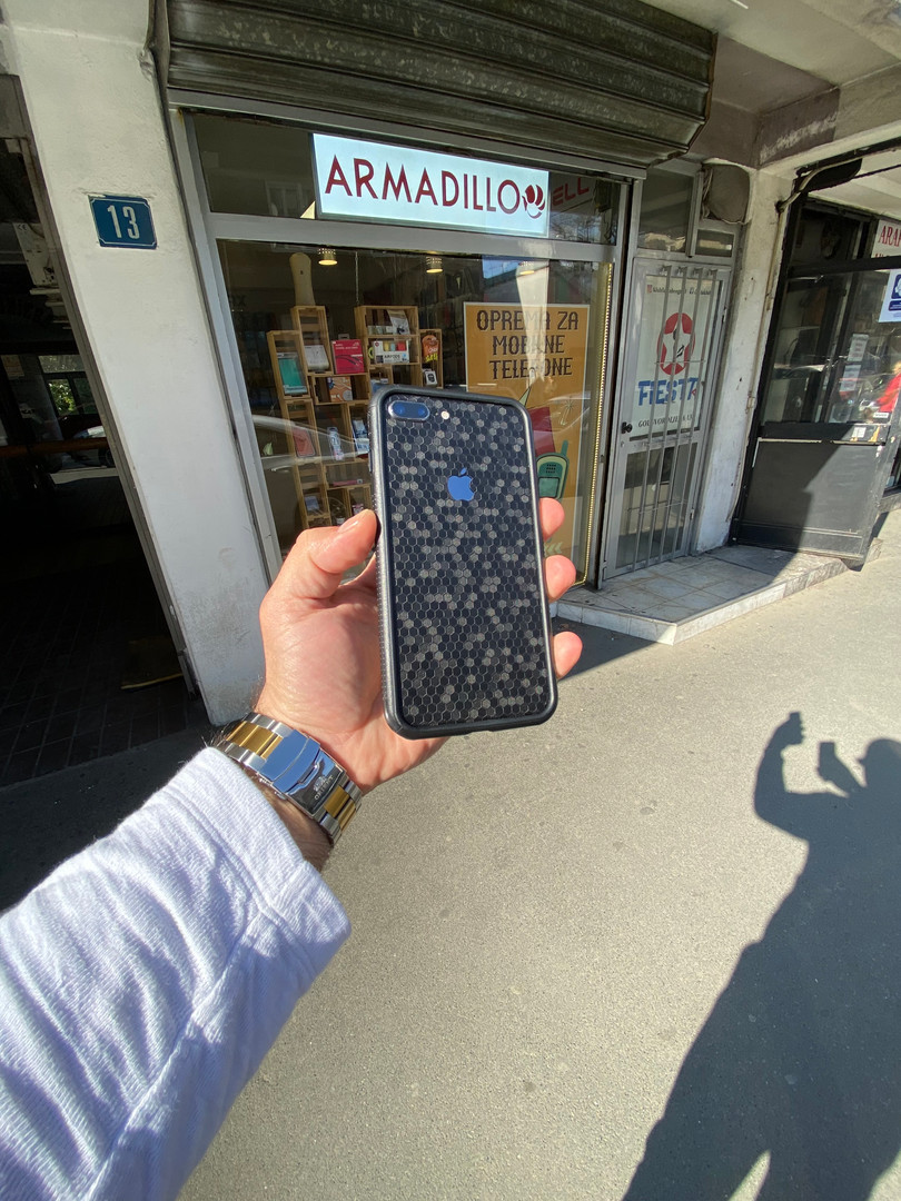Bumper case iPhone 8 Plus