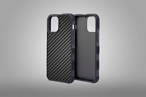 Carbon TPU+PC maska za iPhone 11