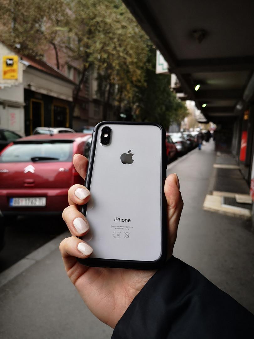 Bumper case iPhone X