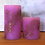 Thumbnail: Amba Rustic Pillar Candle