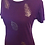 Thumbnail: Cosmic Leaves Slim Fit Bamboo Jersey Tee