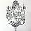 Thumbnail: Jai Ganesha Curved Hem Vest Top