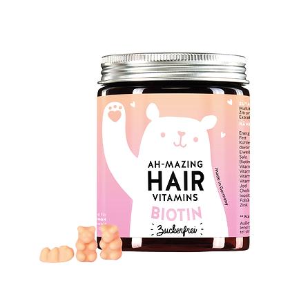 Ah-mazing Hair Vitamin Biotin Zuckerfrei