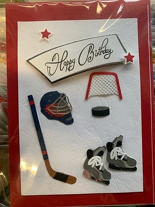 Happy Birthday Hockey