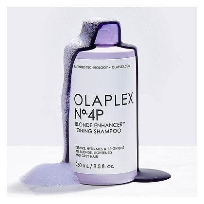 """Olaplex - Blonde Enhancer Toning Shampoo No. 4P"""""""