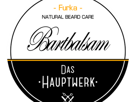 Furka, der neue Duft der Hauptwerk Beardcare Linie ist da