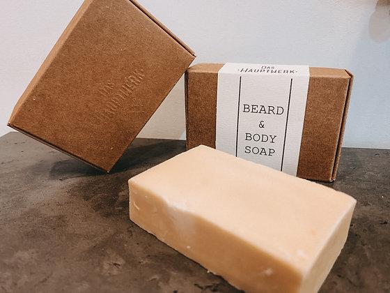 Beard & Body Soap