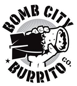 bomb city burrito logo