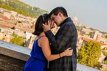 Rome Surprise Proposal