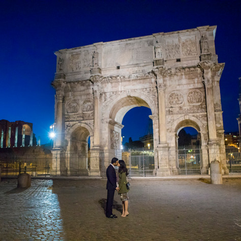 Shakey & Donna - A surprise proposal in a wonderful light