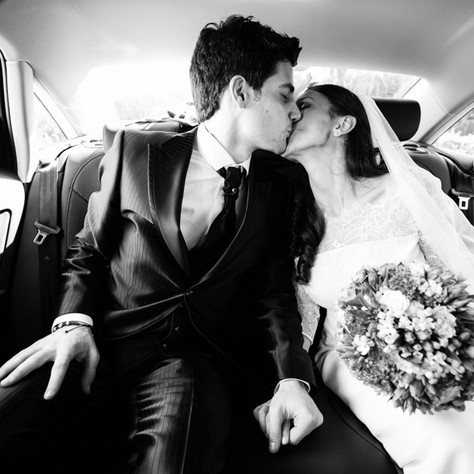 Sara + Daniele - A super wedding outside Rome