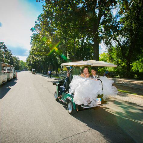 Wedding Photographer in Italy - Wedding at Villa Borghese, Rome