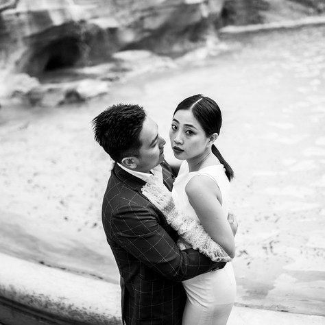 Ank + Lieu - A super cool roman photo-session