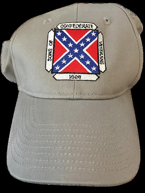Grey SCV Hat