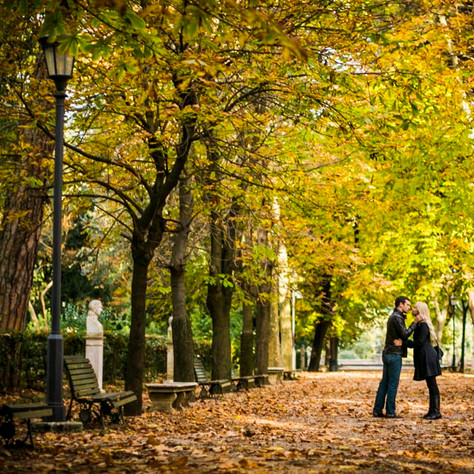 Anett & Fernando - Rome Surprise Proposal