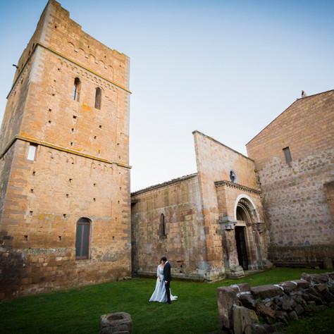Giulia + Federico - A Rome countryside wedding