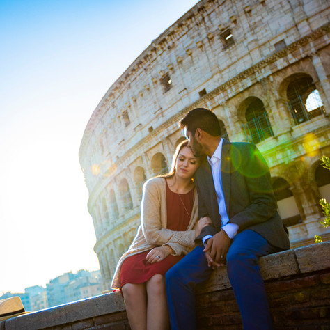 Dharma + Ester - Rome photo-session only for two