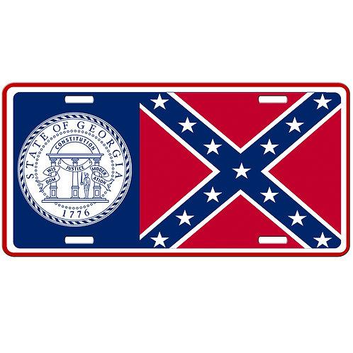 State of Georgia Tag