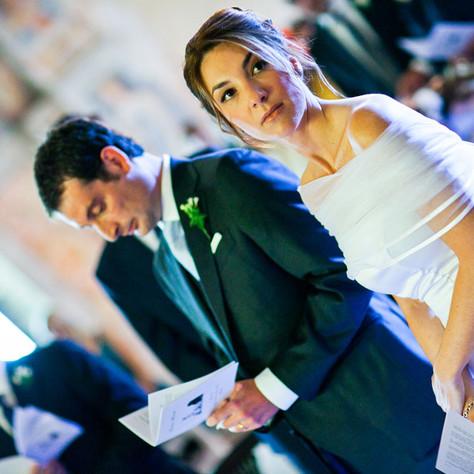Le fotografie di matrimonio in luce ambiente (pubblicato su Nozzeclick)