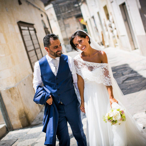 Silvia + Sabatino - Destination Photographer Matera
