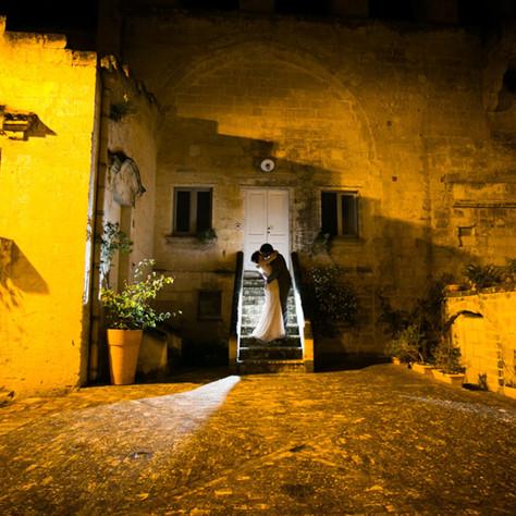 Fotografo matrimonio Sassi di Matera - Mariangela & Francesco