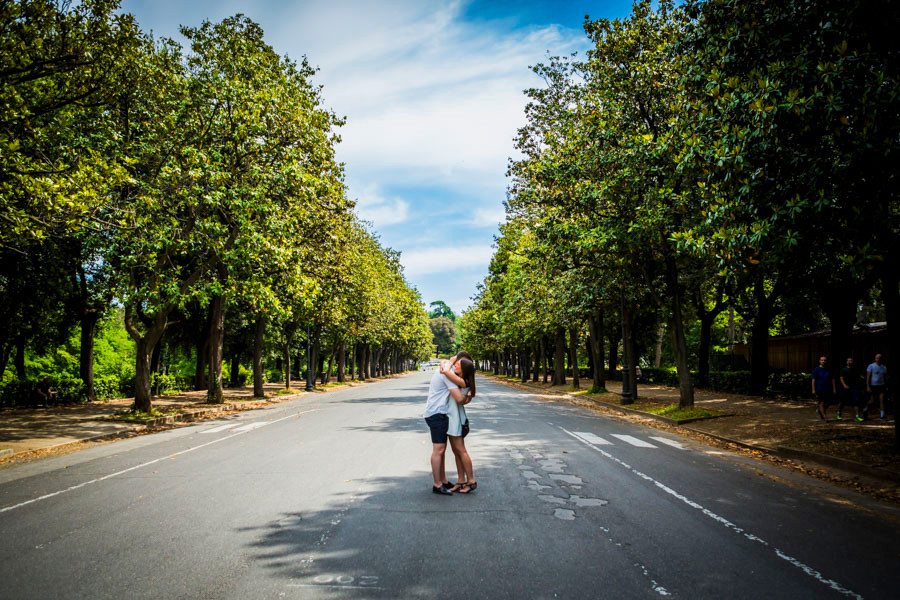 rome surprise proposal photographer