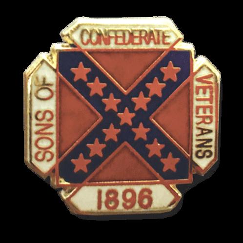 SCV Member Pin
