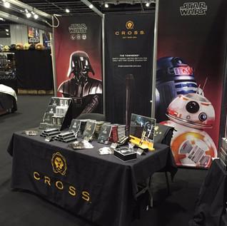 UK Star Wars Display