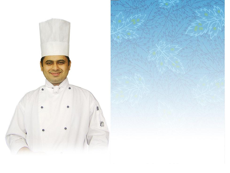 Chef S Reza