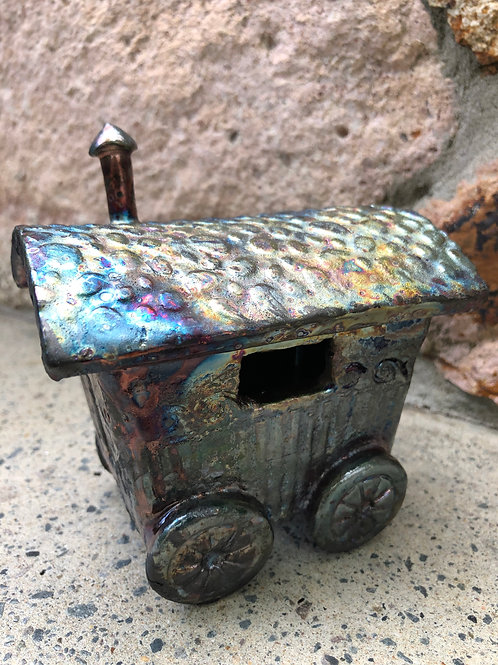 Tiny Gypsy Wagon