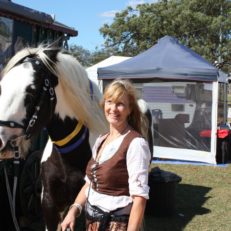 Heavy Horse Festival Gatton