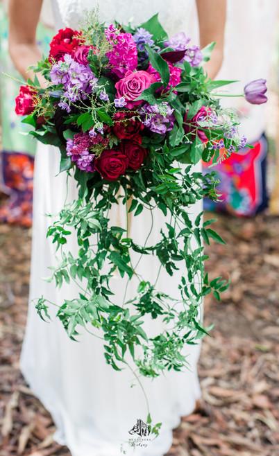 Magnificent bridal bouquet