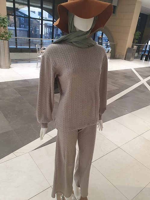 Knit Co-Ord set
