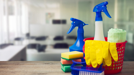 SPRING CLEAN YOUR LEGAL CAREER