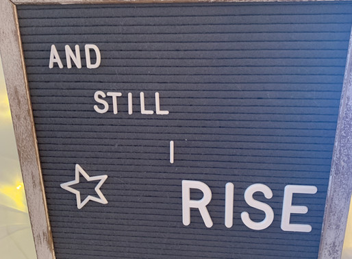 And Still I Rise: Six Years Remission