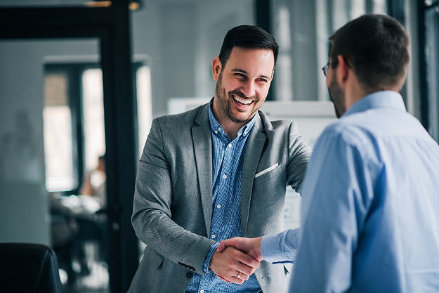Zadowolony klient doradcy finansowego Amtrust Group