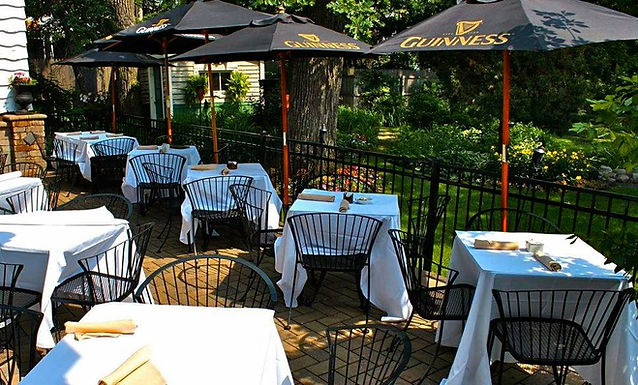 Outdoor Dining Open