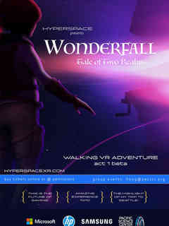 Wonderfall: A Tale of Two Realms