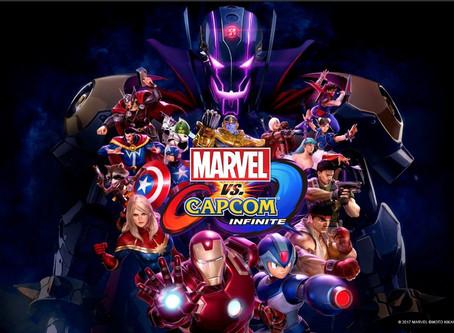 Project Announcement: Marvel vs. Capcom: Infinite