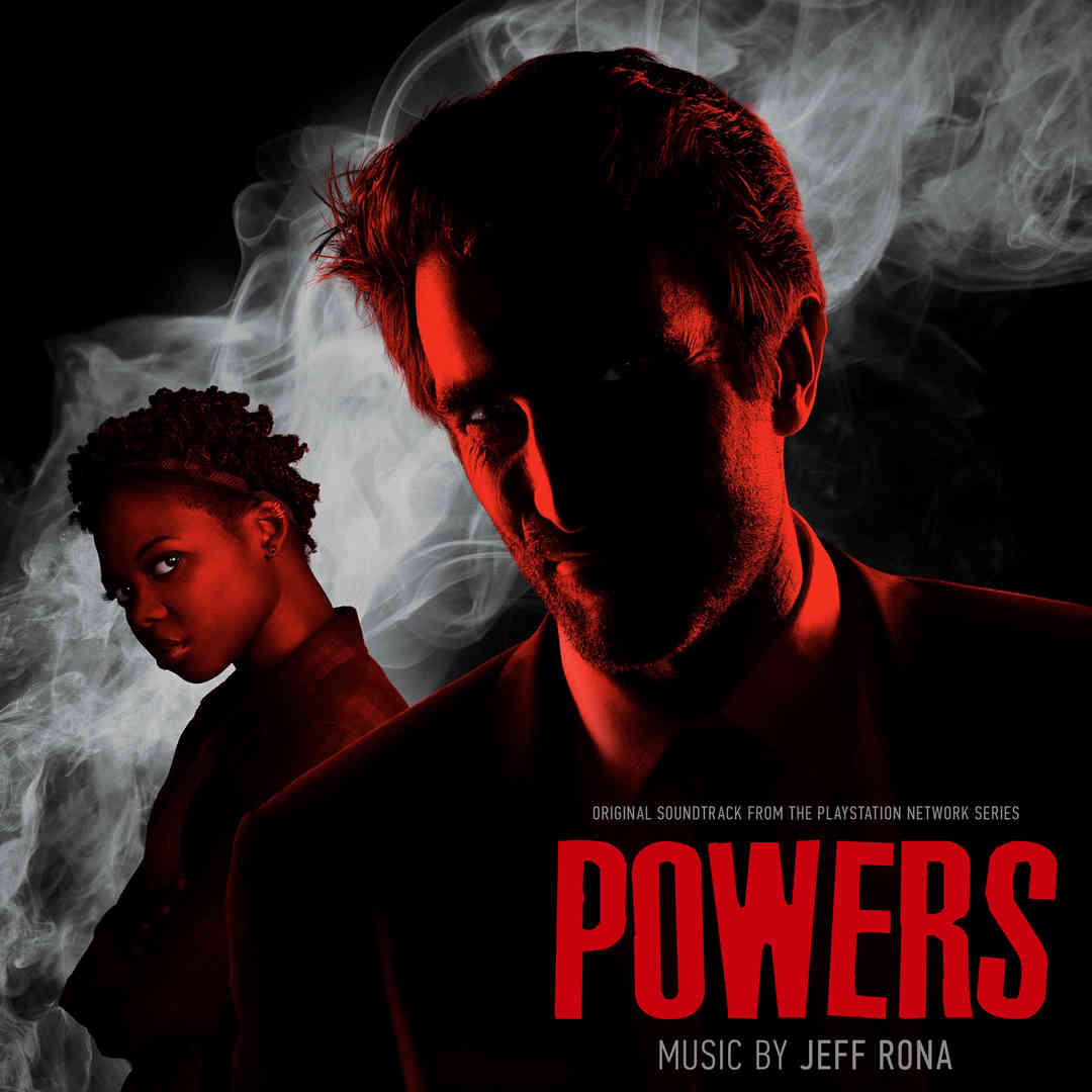 Playstation Network Series Powers Original Soundtrack