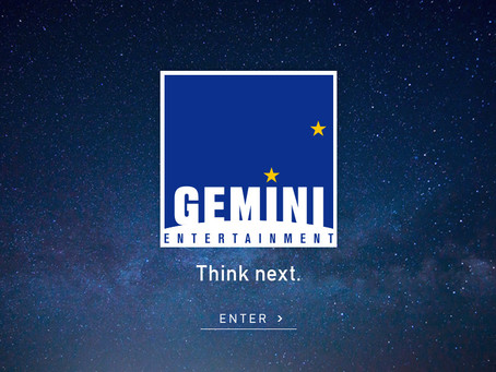 Japan Partnership with Gemini Entertainment, Inc.