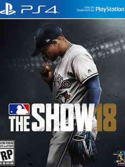 MLB: The Show 14, 15, 16, 17, & 18
