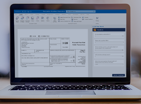 Law Firms Need an Easier Way to Produce Client Information in Heavy Legal Forms Automatically