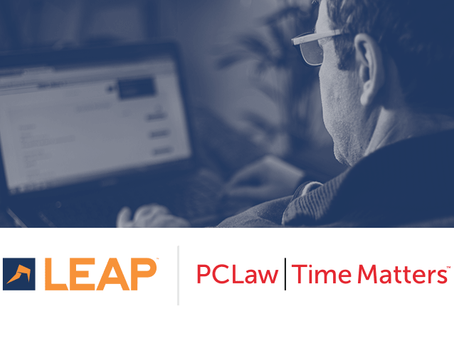 California Attorneys using PCLaw | Time Matters Need Simplicity under New COVID Stay Home Orders