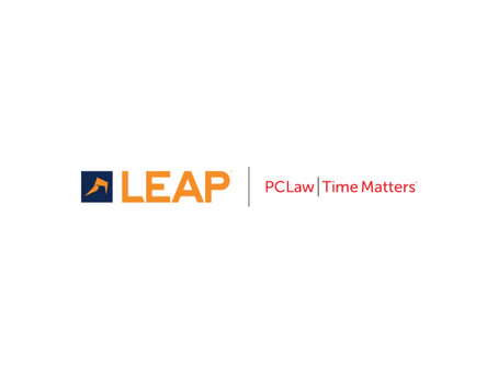 LEAP Has What Time Matters Users Expect, and More
