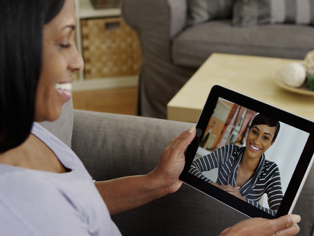 Connect with FaceTime while Working From Home